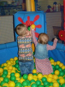 Ball pool Small