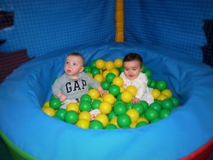 Toddler Ball Pool Small